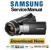 Thumbnail Samsung SMX K40 K44 K45 Service Manual & Repair Guide