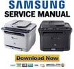 Thumbnail Samsung CLX-3170 + 3175 Service and Repair Manual