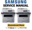 Thumbnail Samsung SCX-4824FN 4828FN Service Manual & Repair Guide