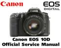 Thumbnail CANON EOS 10D Manuale Reparazione