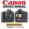 Thumbnail Canon EOS 1D Mark III 3 Manual de Servicio
