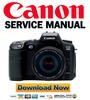 Thumbnail Canon EOS D60 Manual de Servicio