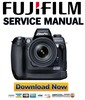Thumbnail Fujifilm Fuji Finepix S3 PRO Service Manual and Repair Guide