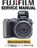 Thumbnail Fujifilm Fuji Finepix S602 ZOOM Service Repair Manual + Troubleshooting Guide