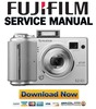Thumbnail Fujifilm Fuji Finepix E510 Service Manual & Repair Guide