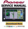 Thumbnail Pioneer AVIC-D2 Service Manual & Repair Guide