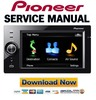 Thumbnail Pioneer AVIC-F500BT Service Manual & Repair Guide