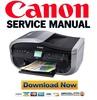 Thumbnail Canon Pixma MP830 Service & Repair Manual + Parts Catalog
