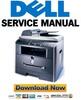 Thumbnail Dell Laser MFP 1600n Service Manual & Repair Guide