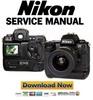 Thumbnail Nikon D1 FULL Service Manual + Parts List Catalog