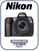 Thumbnail Nikon D70 Service Manual + Parts List Catalog