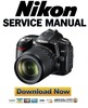 Thumbnail Nikon D90 Service Manual & Repair Guide