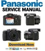 Thumbnail Panasonic Lumix DMC-FZ18 Service Manual & Repair Guide