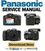 Thumbnail Panasonic Lumix DMC-FZ18 Service Manual & Repair Guide