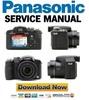 Thumbnail Panasonic Lumix DMC-FZ18 Reparaturanleitung und Service Hand