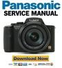 Thumbnail Panasonic Lumix DMC-FZ20 Reparaturanleitung
