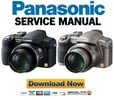 Thumbnail Panasonic Lumix DMC-FZ28 FULL Service Manual Repair Guide
