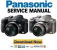 Thumbnail Panasonic Lumix DMC-FZ28 FULL Service Manual Repair Guide