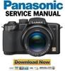 Thumbnail Panasonic Lumix DMC-FZ5 Series Service Manual Repair Guide