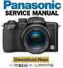 Thumbnail Panasonic Lumix DMC-FZ5 Manual de Servicio