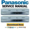 Thumbnail Panasonic DMR-EH75 EH75V EH75VP Service & Repair Manual