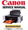 Thumbnail Canon Pixma Pro 9000 Pro9000 Service Manual + Parts Catalog