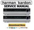 Thumbnail Harman Kardon DPR-1005 DPR-2005 Service Manual Repair Guide
