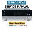 Thumbnail Harman Kardon AVR235 Service Manual & Repair Guide