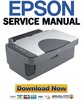 Thumbnail Epson Stylus Photo RX420 RX425 RX430 Service & Repair Manual + Adjustment Software