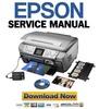 Thumbnail Epson Stylus Photo RX700 manual de servicio