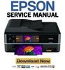 Thumbnail Epson Artisan 800 Service Manual Repair Guide