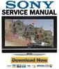 Thumbnail Sony KDL-V40A12U + KLV-V40A10E Manual de Servicio