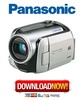 Thumbnail Panasonic SDR-H200 Service Manual & Repair Guide