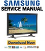 Thumbnail Samsung PPM42M5SS Service Manual & Repair Guide