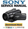 Thumbnail Sony HDR HC9 HC9E Service Manual & Repair Guide