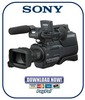 Thumbnail Sony HVR-HD1000 Series Service Manual & Repair Guide