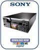 Thumbnail Sony HVR-M25 Reparaturanleitung und Service Handbuch