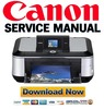 Thumbnail Canon Pixma MP610 Service Manual & Repair Guide + Parts Catalog