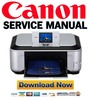 Thumbnail Canon Pixma MP620 + MP620B Service Manual & Repair Guide