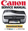 Thumbnail Canon Pixma MX7600 Service Manual & Repair Guide + Parts Catalog