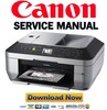 Thumbnail Canon Pixma MX860 Service Manual & Repair Guide