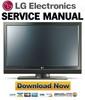 Thumbnail LG 32LC51 LCD TV Service Manual & Repair Guide