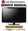Thumbnail LG 42LG50 UA LCD TV Service Manual & Repair Guide