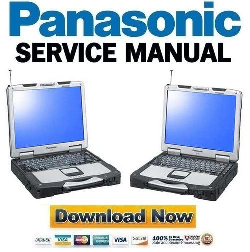 panasonic toughbook cf 30 service manual repair guide download rh tradebit com Energy CF-30 cf 30 toughbook service manual