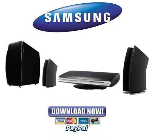 Pay for Samsung HT-X200 + HT-X200T Service Manual & Repair Guide