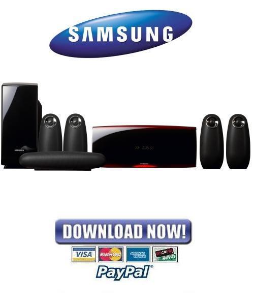 Samsung Ht Xa100ct Service Manual  U0026 Repair Guide