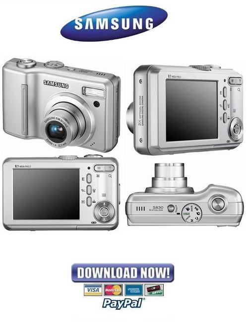 инструкция фотоаппарат самсунг