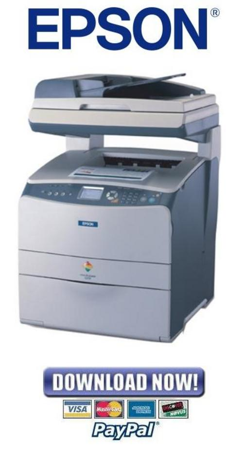 Pay for Epson Aculaser CX11 + CX11F Service and Repair Manual