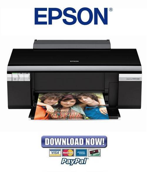 Pay for Epson Stylus Photo R280 R285 R290 Service & Repair Manual