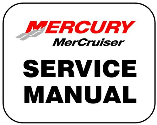 mercruiser 5.7 l service manual